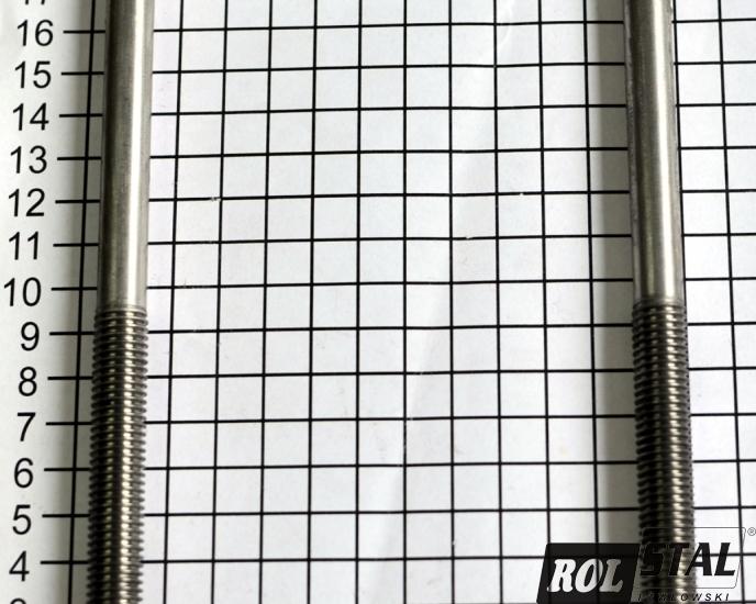 jarzmo C 100 x 100 inox